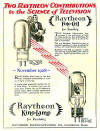 1928 Nov - Raytheon Advert (112K bytes)
