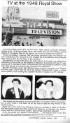 1948 Sydney Royal Show - 1st TV demo (144K bytes)
