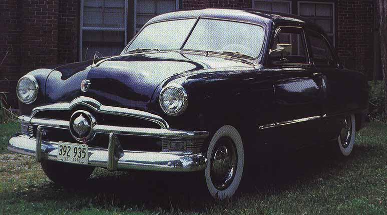 1950s Ford Cars