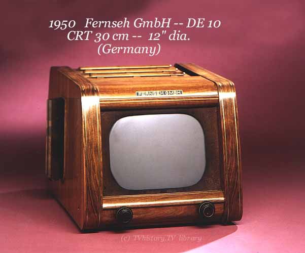 1950s Television Sets