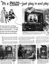 1950 Philco TV AD -- (125K bytes)