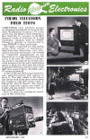 1953 Sept Popular Mechanics - Color TV Tests (250K bytes)