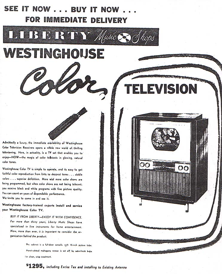 http://www.tvhistory.tv/1954%20Westinghouse%20Color%20NYT%20Ad.JPG