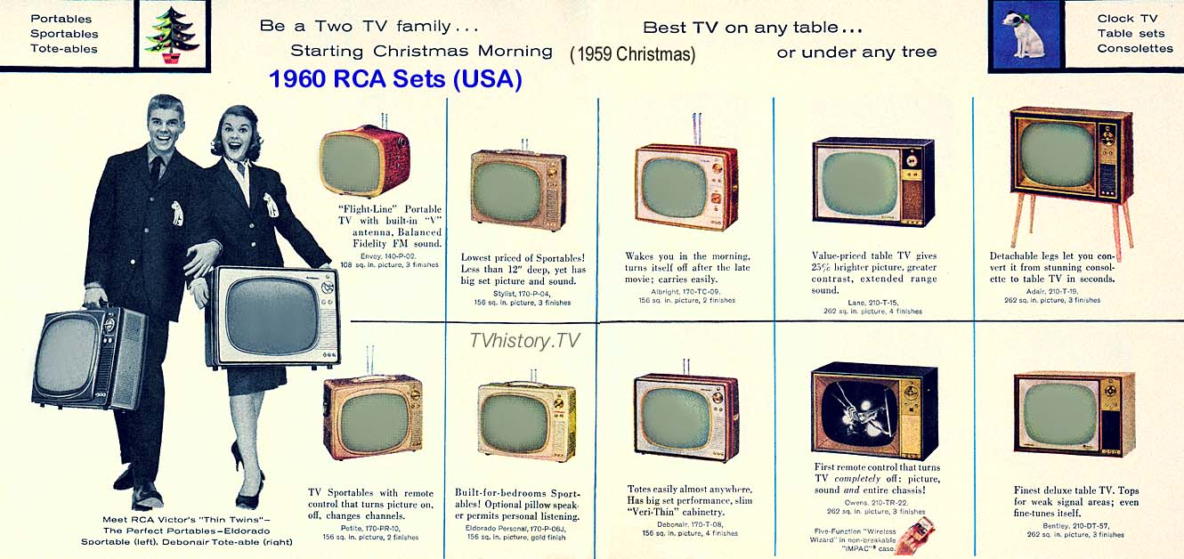 1960 S Television Advertising
