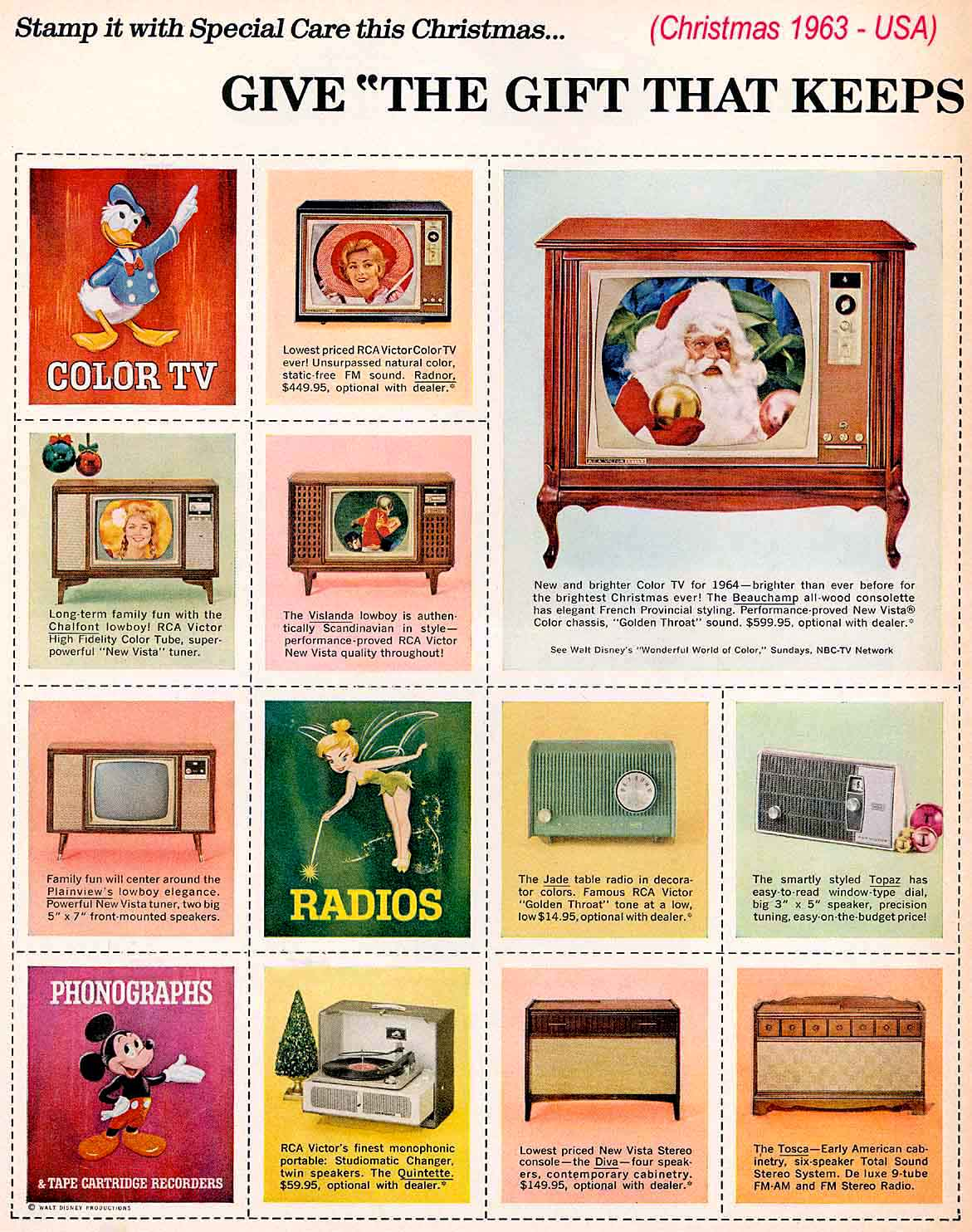 1960's Television Advertising