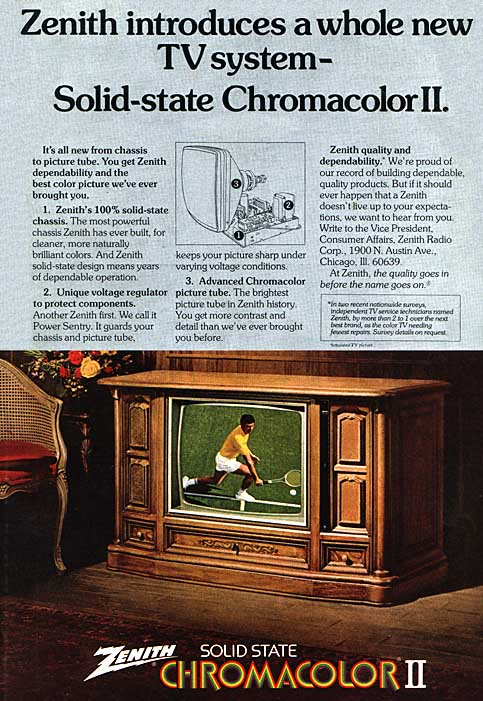 1970s USA TV Advertising