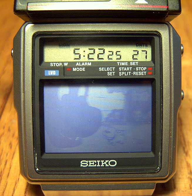 1982 Seiko TV Watch OPERATINGJPG 55776 Bytes