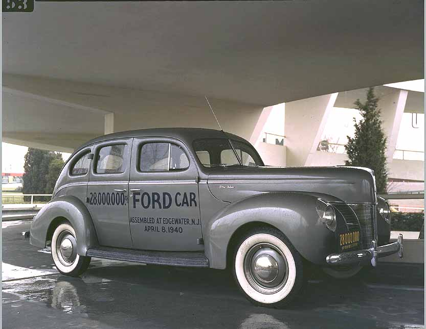 1940s Ford Cars